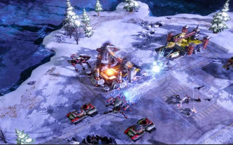 Screenshot 14 - Command & Conquer™: Red Alert™ 3