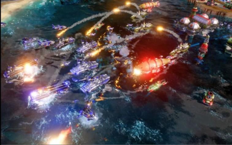 Screenshot 8 - Command & Conquer™: Red Alert™ 3