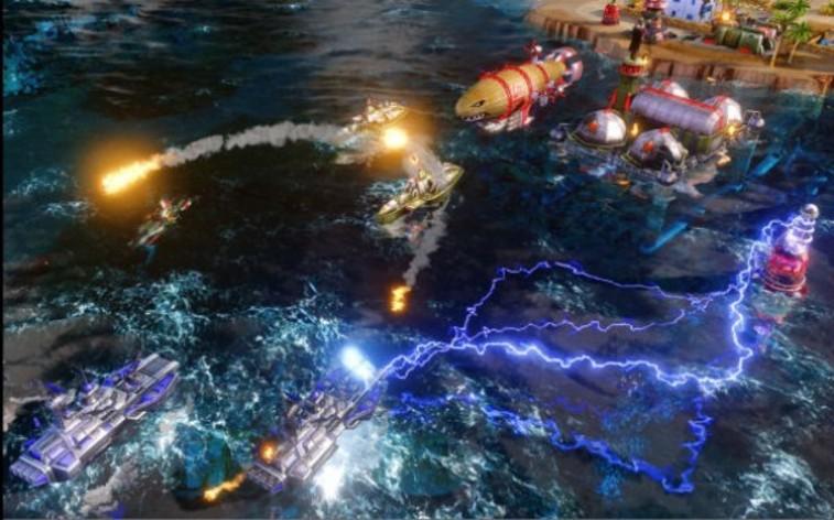 Screenshot 9 - Command & Conquer™: Red Alert™ 3