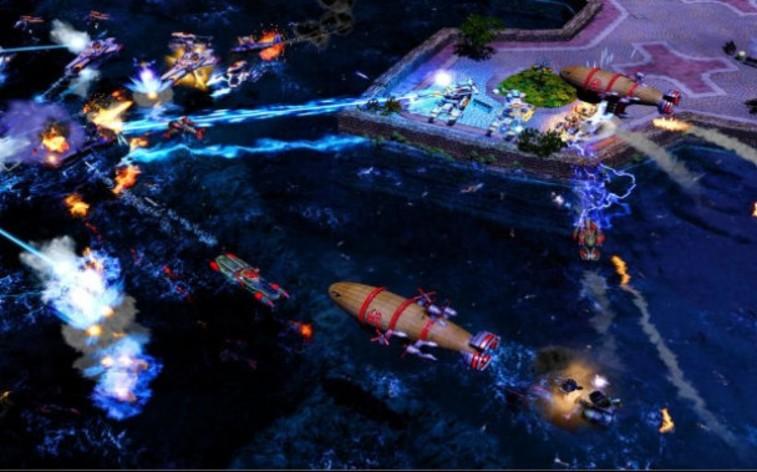 Screenshot 10 - Command & Conquer™: Red Alert™ 3