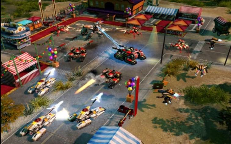 Screenshot 4 - Command & Conquer™: Red Alert™ 3