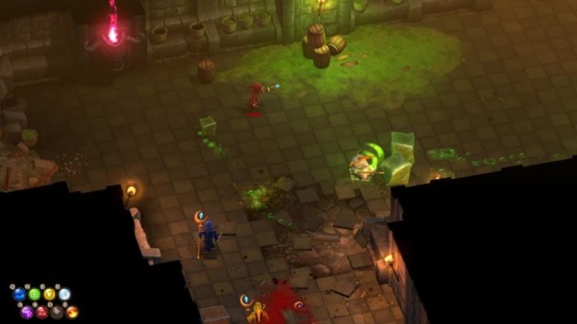 Screenshot 5 - Magicka: Dungeons & Daemons