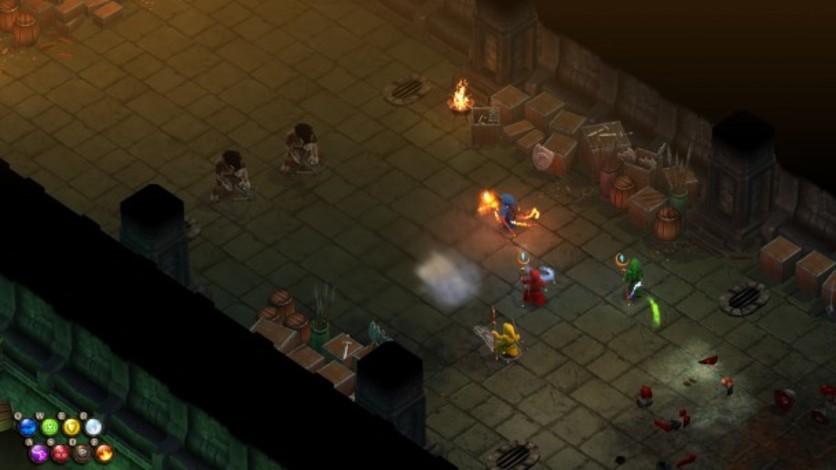 Screenshot 3 - Magicka: Dungeons & Daemons