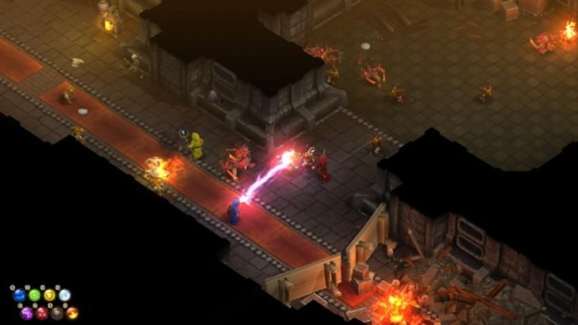 Screenshot 4 - Magicka: Dungeons & Daemons