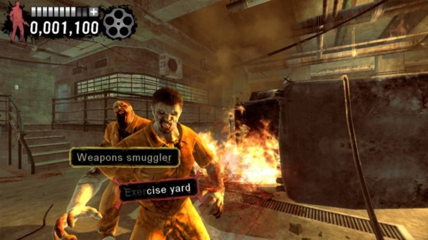 Screenshot 5 - The Typing of the Dead: Overkill
