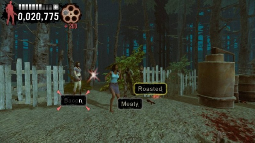 Screenshot 1 - The Typing of the Dead: Overkill