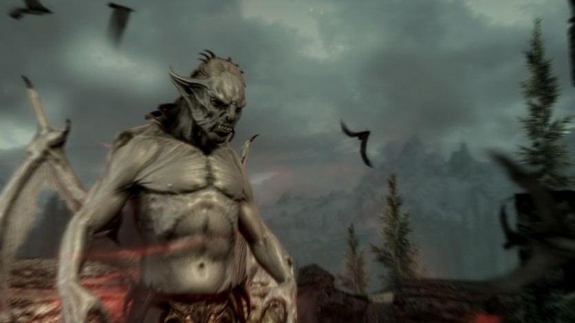 Screenshot 4 - The Elder Scrolls V: Skyrim - Dawnguard