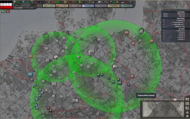 Screenshot 3 - Hearts of Iron III Collection