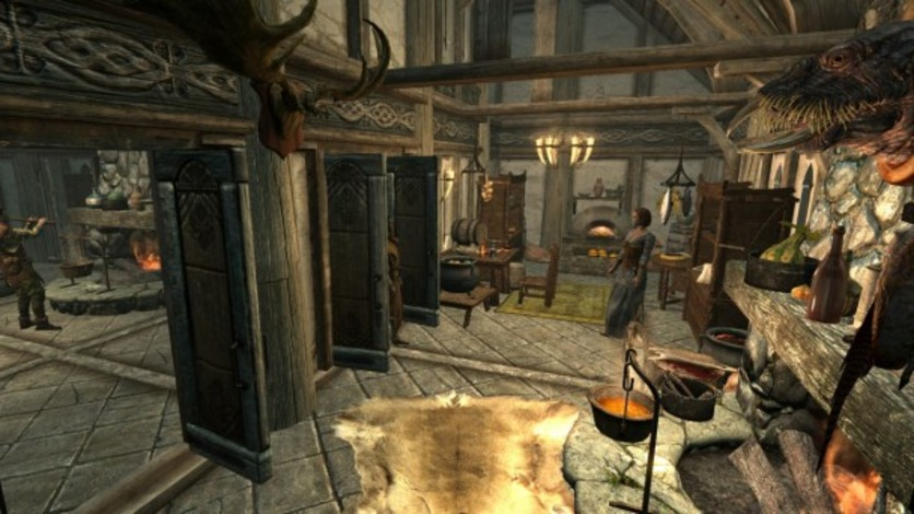 Screenshot 4 - The Elder Scrolls V: Skyrim - Hearthfire