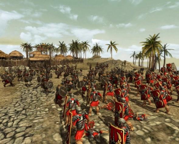 Screenshot 4 - Imperium Romanum: Gold Edition