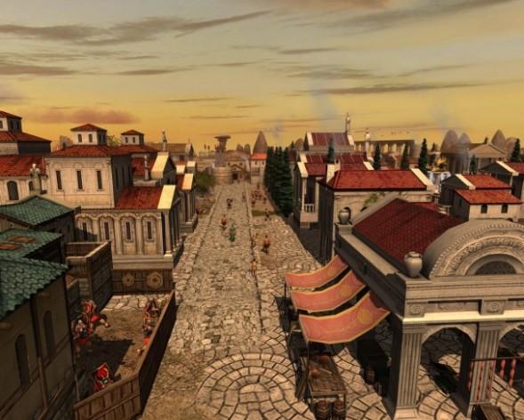Screenshot 3 - Imperium Romanum: Gold Edition