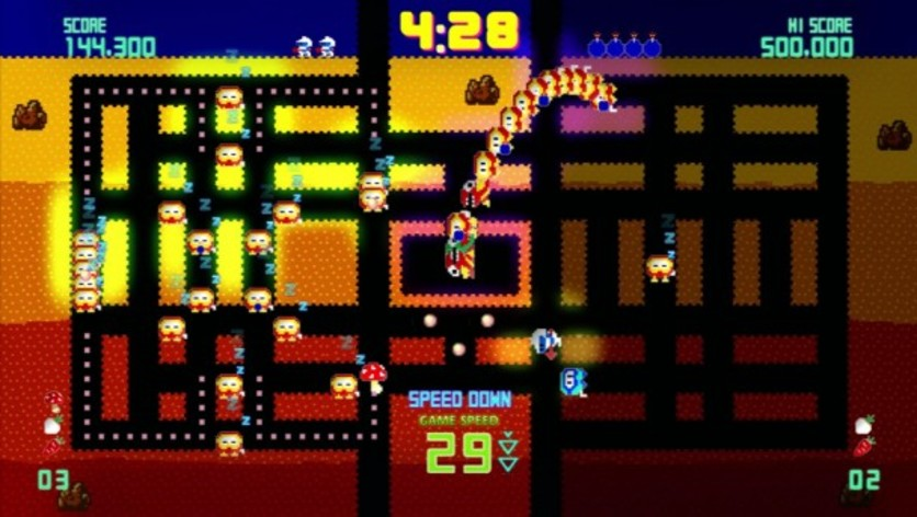Screenshot 5 - Pac-Man Championship Edition DX+: Dig Dug Skin