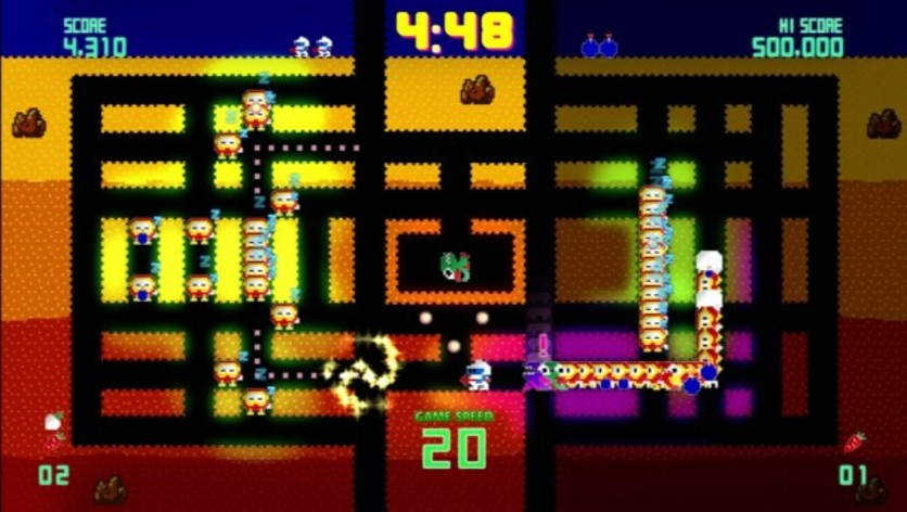 Screenshot 9 - Pac-Man Championship Edition DX+: Dig Dug Skin