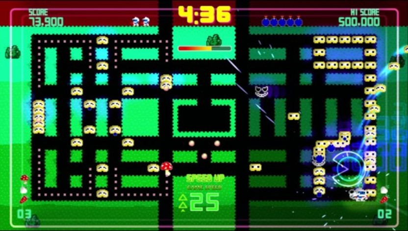 Screenshot 8 - Pac-Man Championship Edition DX+: Dig Dug Skin