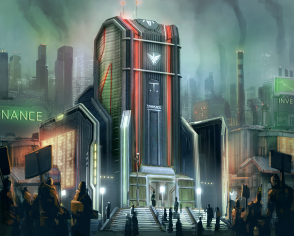 Screenshot 1 - Anno 2070: The Financial Crisis Complete Pack