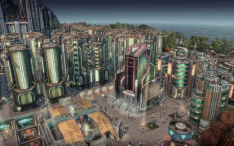 Screenshot 2 - Anno 2070: The Financial Crisis Complete Pack