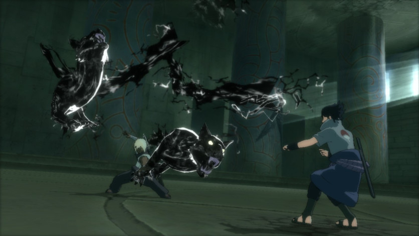 Screenshot 10 - Naruto Shippuden: Ultimate Ninja Storm 3 Full Burst