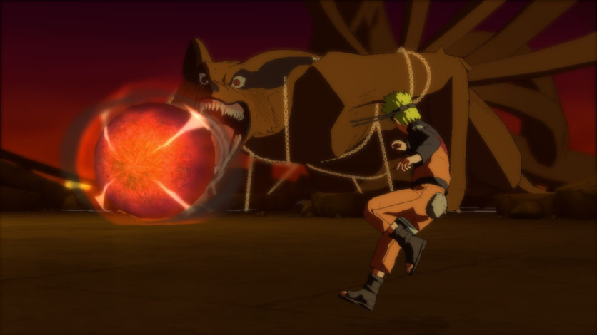 Screenshot 2 - Naruto Shippuden: Ultimate Ninja Storm 3 Full Burst