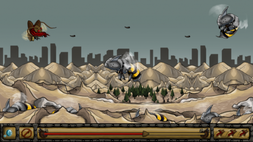 Screenshot 2 - RADical ROACH