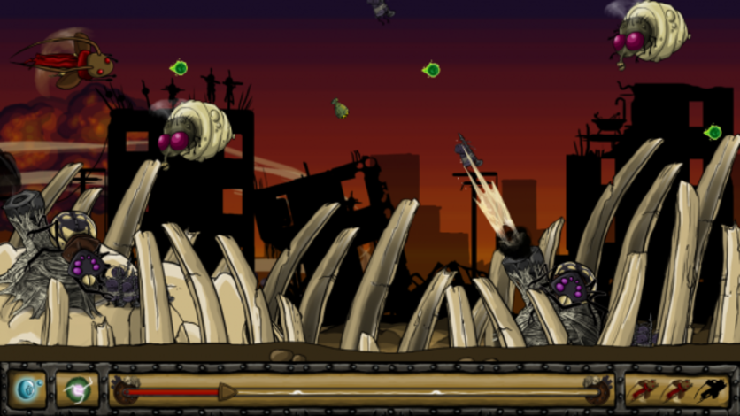 Screenshot 5 - RADical ROACH