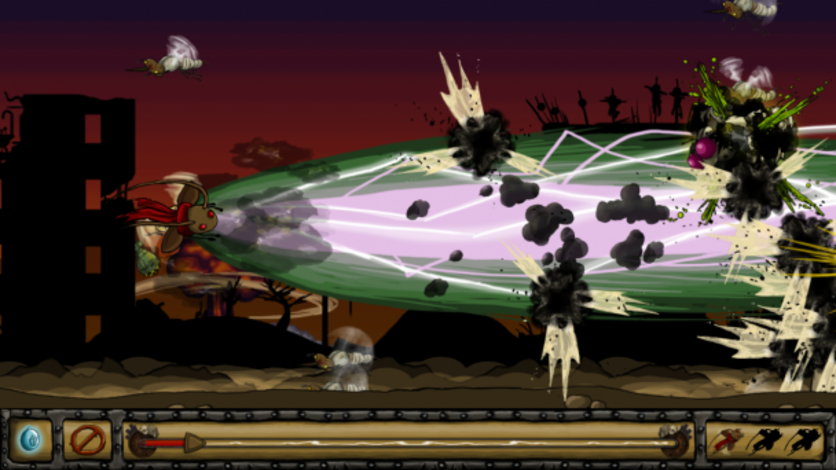 Screenshot 6 - RADical ROACH