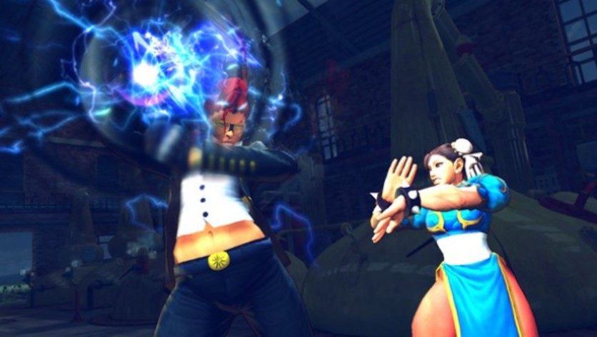 Screenshot 4 - Street Fighter® IV