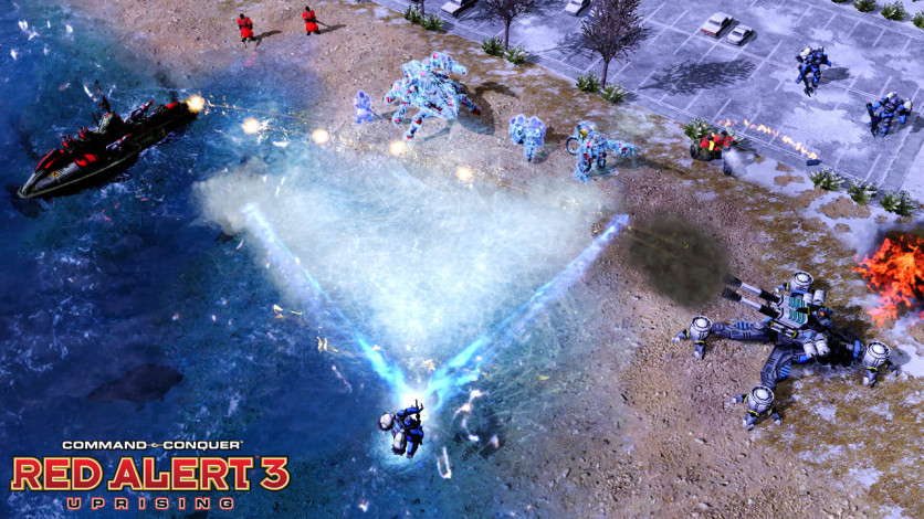 Screenshot 6 - Command & Conquer™ Red Alert™ 3: Uprising