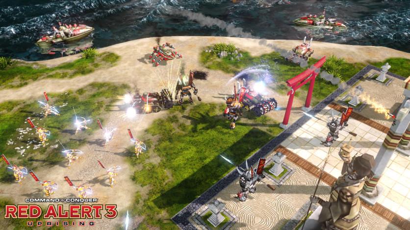 Screenshot 7 - Command & Conquer™ Red Alert™ 3: Uprising