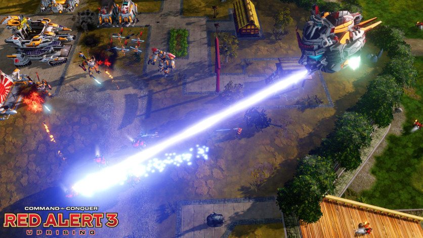 Screenshot 5 - Command & Conquer™ Red Alert™ 3: Uprising