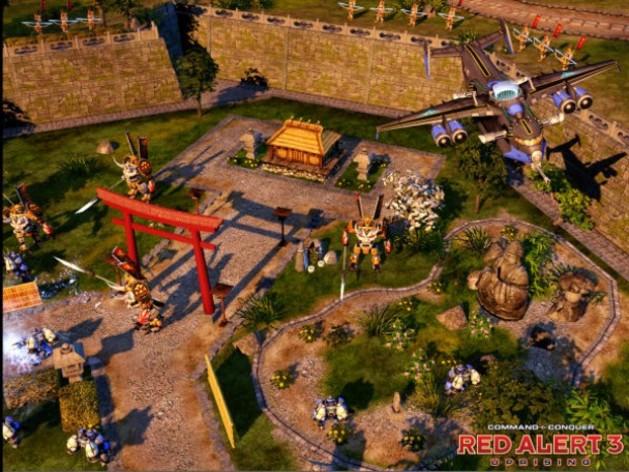 Screenshot 3 - Command & Conquer™ Red Alert™ 3: Uprising