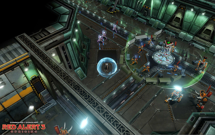 Screenshot 9 - Command & Conquer™ Red Alert™ 3: Uprising