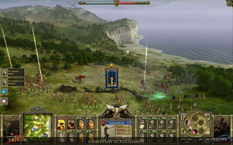 Screenshot 9 - King Arthur Collection
