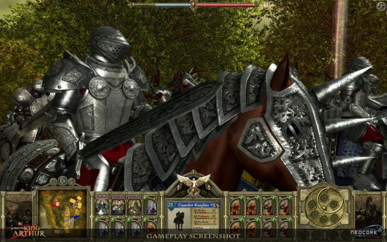 Screenshot 10 - King Arthur Collection