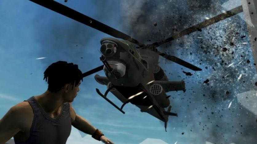 Screenshot 3 - Saints Row 2