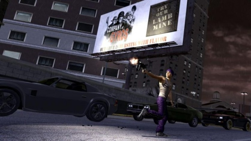 Screenshot 5 - Saints Row 2