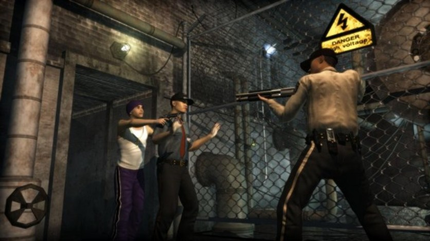 Screenshot 2 - Saints Row 2