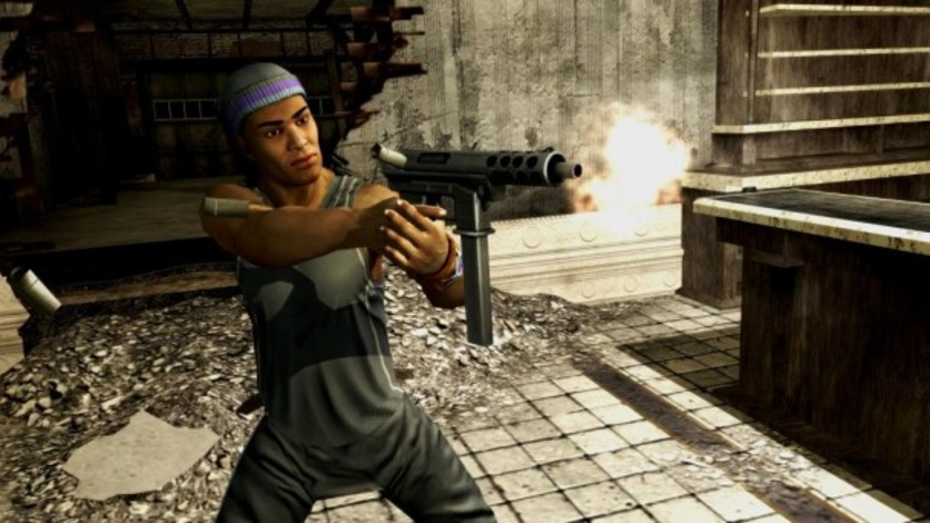 Screenshot 4 - Saints Row 2