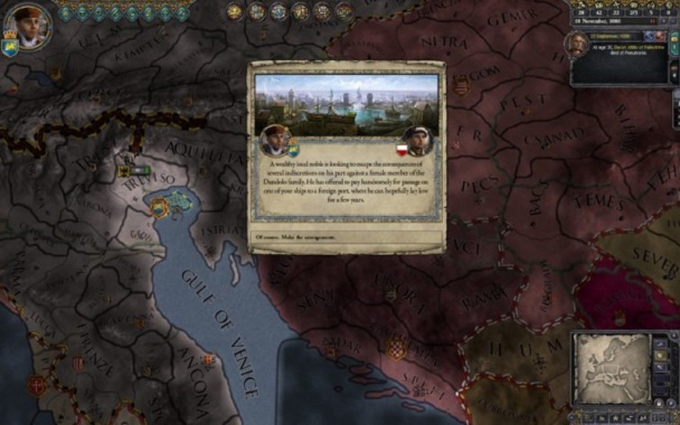 Screenshot 4 - Crusader Kings II: The Republic