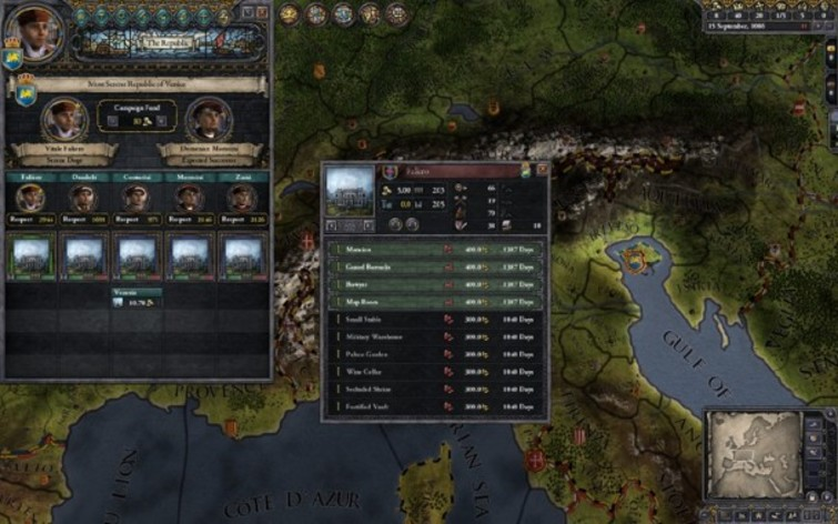 Screenshot 6 - Crusader Kings II: The Republic