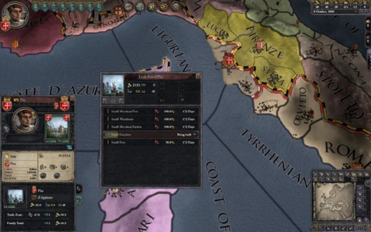 Screenshot 8 - Crusader Kings II: The Republic