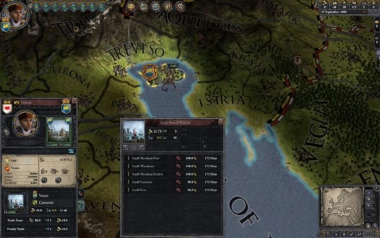 Screenshot 5 - Crusader Kings II: The Republic