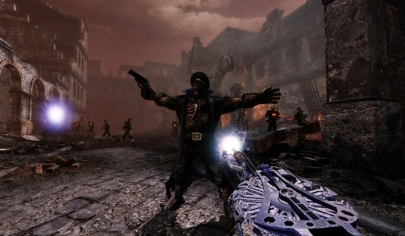 Screenshot 2 - Painkiller Hell & Damnation: Operation Zombie Bunker