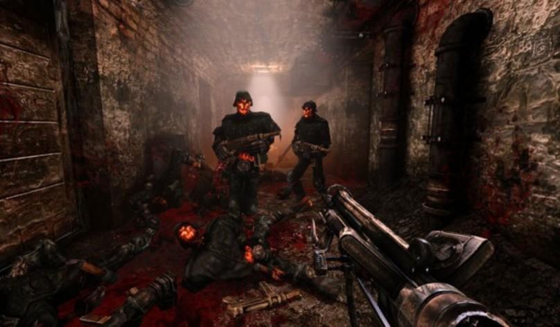 Screenshot 7 - Painkiller Hell & Damnation: Operation Zombie Bunker