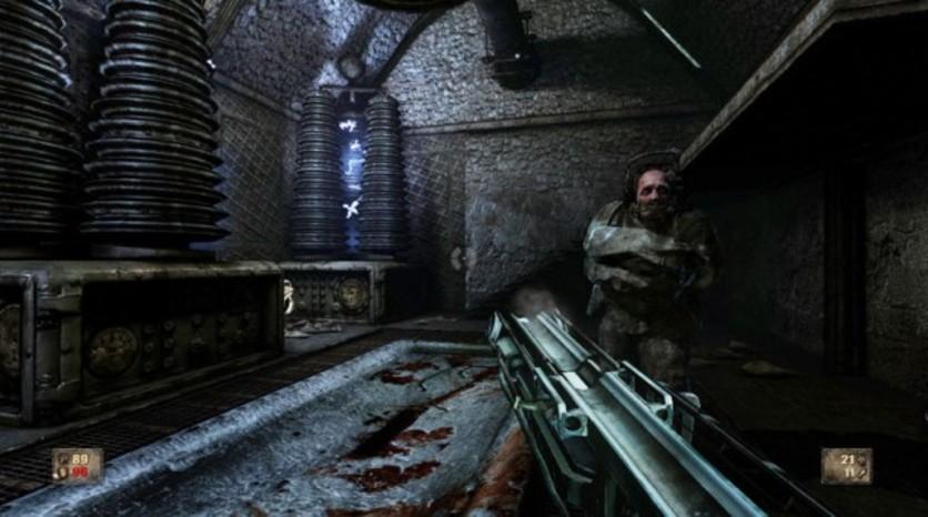 Screenshot 6 - Painkiller Hell & Damnation: Operation Zombie Bunker