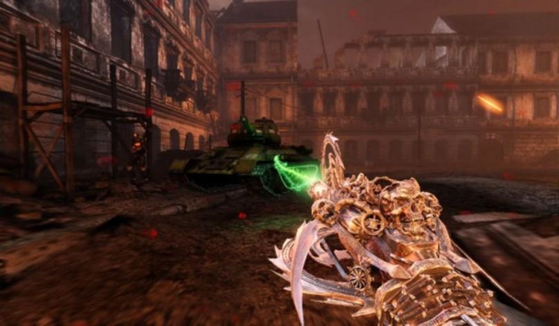 Screenshot 1 - Painkiller Hell & Damnation: Operation Zombie Bunker
