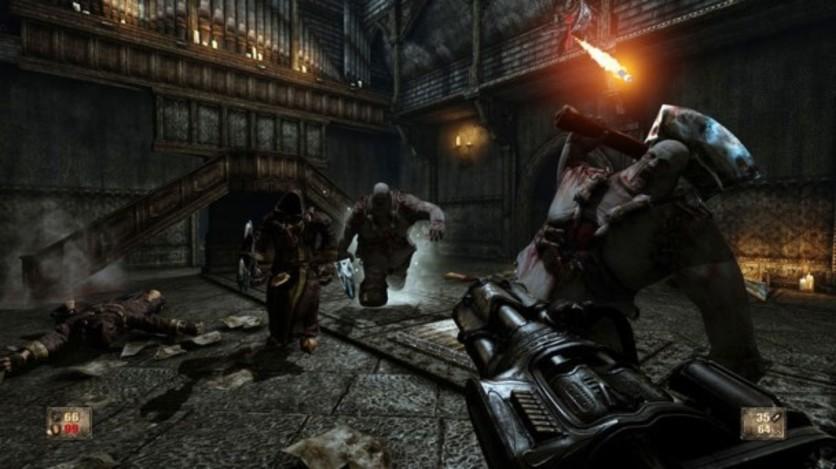 Screenshot 5 - Painkiller Hell & Damnation: Operation Zombie Bunker