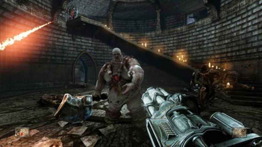 Screenshot 4 - Painkiller Hell & Damnation: Operation Zombie Bunker