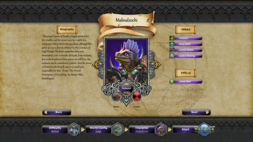 Screenshot 9 - Warlock: Master of the Arcane - Power of the Serpent