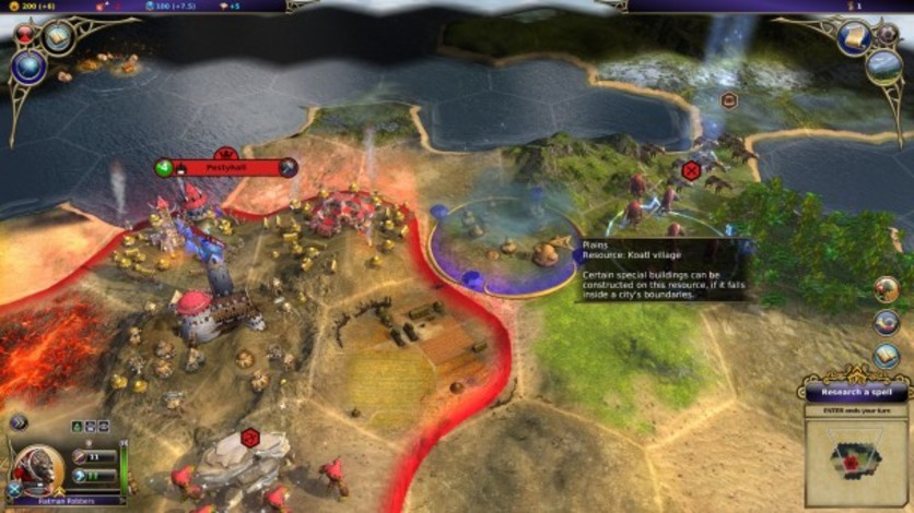 Screenshot 8 - Warlock: Master of the Arcane - Power of the Serpent