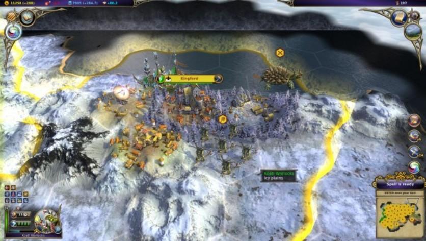 Screenshot 4 - Warlock: Master of the Arcane - Power of the Serpent